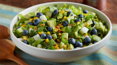 Salade de fruits mexicaine